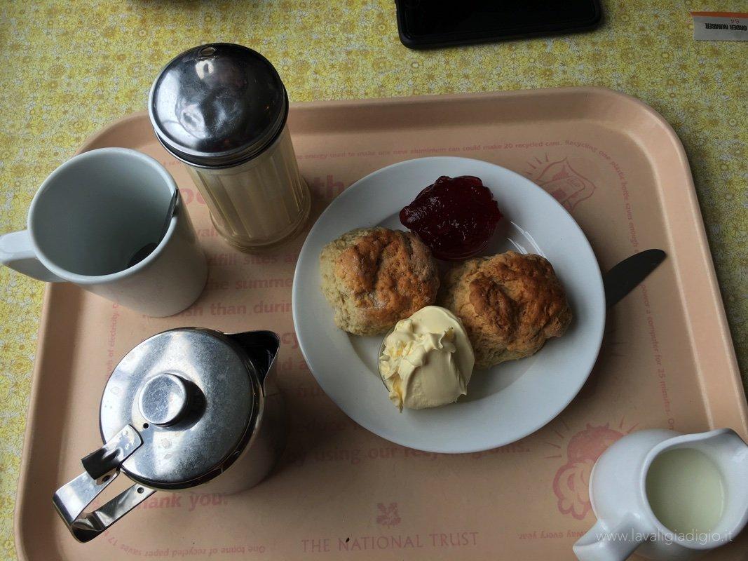 cosa mangiare in cornovaglia - cream tea